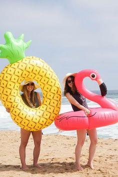Tropical beach bachelorette party ideas!