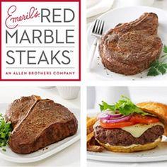 Red Marble Steaks