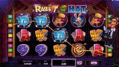 Фокусник в игровом автомате Rabbit in the Hat - http://777avtomatydengi.com/fokusnik-v-igrovom-avtomate-rabbit-in-the-hat