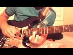 heaven let ur light shine down guitar lesson
