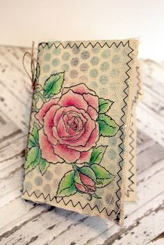 paper, ink and smiles: Stampendous and Linnie Blooms Hop...