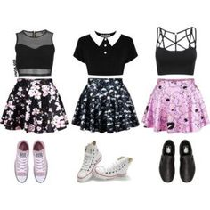 3 Outfits