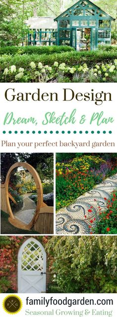 Garden Design Ideas- Plan your Perfect Garden