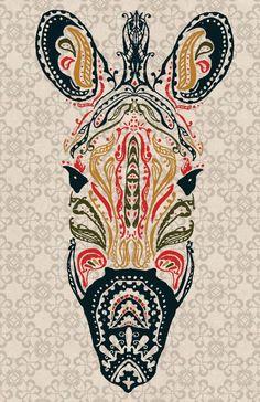 Zebra ★ iPhone wallpaper