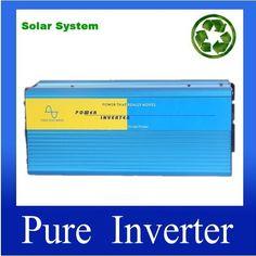 526.38$  Buy now - http://ali8ed.worldwells.pw/go.php?t=32579664332 - DC12v Inverter 5000w pure sine wave inverter / converter to AC230V/220V Solar Wind Power home system home system 526.38$