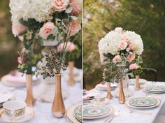 peach and gold wedding, by dallas wedding photographer stephanie brazzle photography