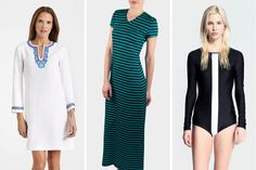 Style-conscious women are finding more options for apparel that is flattering and fashionable, and offers protection from harmful ultraviolet rays.
