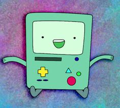 Today's tutorial will be how to draw BMO from the Adventure Time cartoon series. BMO is Finn and Jake's faithful Game Boy-like companion. He is their toaster, game console, power outlet, and pretty much any other electronic thing they could ever need. He's probably from Switzerland...Let's get going!To get BMO started, we'll first need to…