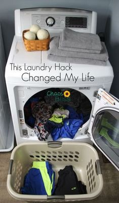 Life-Saving Laundry Hack Laundry Tips, Laundry Room, Laundry Schedule, Deep Cleaning Tips, House Cleaning Tips, Cleaning Solutions, Cleaning Hacks, Cleaning Supplies, Cleaning Routines