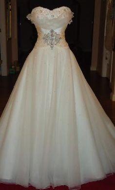 sample justin alexander wedding dress 8568 i would definitely get rid of the ruffles at