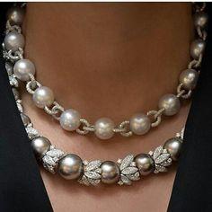 70 vind-ik-leuks, 2 reacties - @tancheeseng7472 op Instagram: '#RepostSave @civetta_rossa with @repostsaveapp · · ·  @cellini_jewelers. So  elegant and…' #DiamondNecklaces