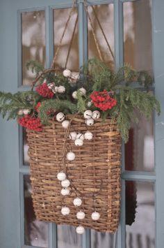 Vintage Whites Blog: Christmas Home Tour 2014