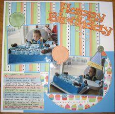 Happy Birthday - Scrapjazz.com