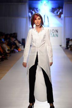 Maimoona H Collection at Fashion Pakistan Week 2012 Season 4 Day 1