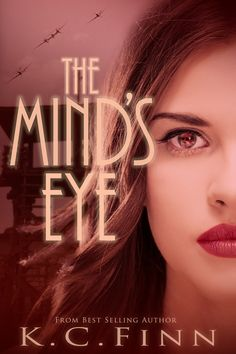 Cover Contest: The Mind's Eye by K.C. Finn