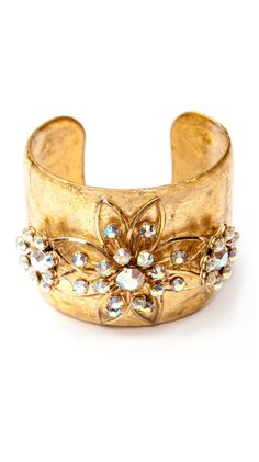 Olga Vintage Cuff by Evocateur |Pinned from PinTo for iPad|