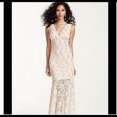 4a519aeb95a Long Gown Braids Maid Dresses