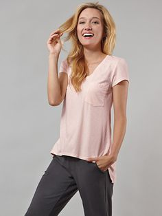 Relaxed Pocket Tee