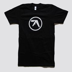 $20   Aphex Logo Black T-Shirt