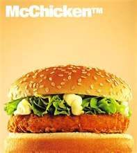 McDonald's McChicken Sandwich copycat recipe. This has to be better for me than the real thing