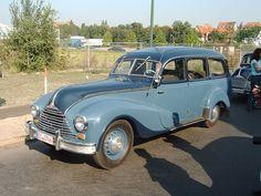 1953 EMW 340-7 Kombi