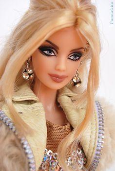 Disco Nights Barbie Doll