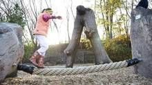 How kids can reconnect with nature on the playground: Natural playgrounds are a growing movement.