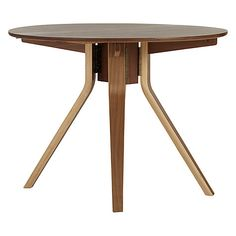 Buy John Lewis Radar 4-Seater Drop-Leaf Dining Table, Walnut Online at johnlewis.com