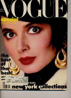 RLM earrings for DonnaKaran 1985