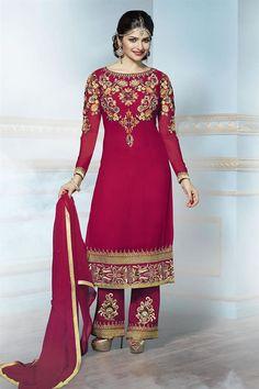 Prachi Desai Designer Salwar Kameez -$72.47