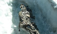 Warriors of the White War emerge from their frozen tomb #DailyMail