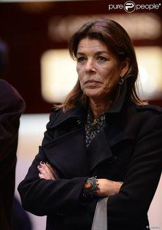 PHOTOS - Jessica Springsteen au Gucci Masters de Paris le 30 novembre 2012.