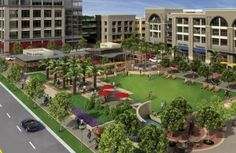 Orlando: Retail Phase of 14.5-Acre Mixed-Use Development Underway, #Multifamily and #Office to Follow