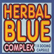 Herbal Blue Complex is a superb herbal alternative to Viagra. It offers all of the benefits without needing a prescription. It is a completely safe to use erectile dysfunction pill. It's the blue sex pill that everyone is talking about! Achieve strong and lasting erections, with just one pill. The box consists of 12 capsules.
