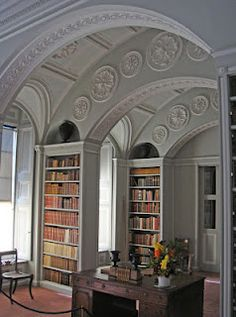 Book Room, Wimpole Hall