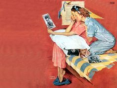 norman rockwell paintings | Norman Rockwell