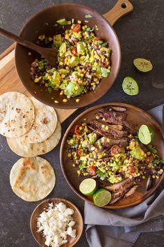 Flank steak tacos, Steak tacos and Flank steak on Pinterest
