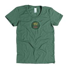 Women's short sleeve t-shirt (2017 Victory for Me)