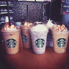 starbucks, coffee, and food imageの画像 Copo Starbucks, Starbucks Art, Starbucks Secret Menu, Starbucks Drinks, Starbucks Coffee, Coffee Drinks, Espresso Drinks, Comida Do Starbucks, Bebidas Do Starbucks