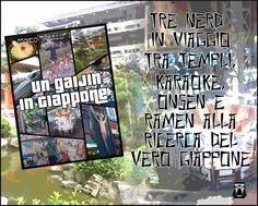 """Artwork promozionale per """"Un Gaijin in Giappone"""" #ebook #viaggi http://www.natividigitaliedizioni.it/prodotto/un-gaijin-in-giappone/"""