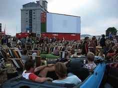 OPEN AIR FILMFESTIVAL: SEIZE THE NIGHT - Amsterdam Art Station