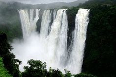 Views : 72 Waterfalls have long found a place on the Indian tourist map, while being a staple in many mythologies, legends and stories. From providing stunning vistas to a perfect picnic spot during Summers and Monsoons, waterfalls are yet another example of nature's bounty. Here are some amazing vertical drops that should make it […]