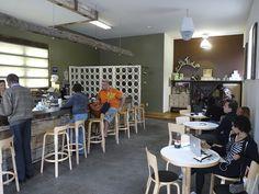Astor Row Cafe, Harlem, NY