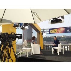 We gonna make today so awesome yesterday gets jealous! Speaking to the media today how we party hard n still get up early to face daily challenges with open-mind n literally change the way how business being done in today's world! #EY #WEOY  #liveyoung #tryharder #begamechanger