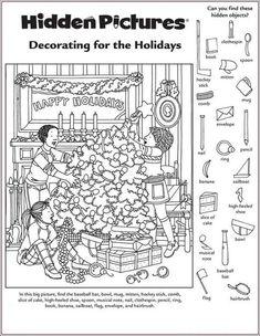 Christmas Worksheets, Christmas Activities, Christmas Printables, Activities For Kids, Bullying Activities, Educational Activities, Christmas Colors, Christmas Fun, Xmas