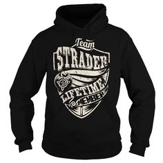 Team STRADER Lifetime Member (Dragon) - Last Name, Surname T-Shirt