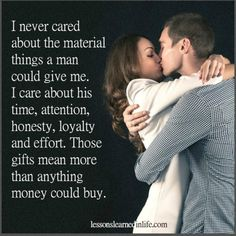 I care about time, attention, honesty, loyalty, and effort. - Lessons Learned in Life Lessons Learned In Life Quotes, Life Lessons, Relationship Memes, Relationships Love, Down Quotes, Letting Your Guard Down, Youre My Person, Boyfriend Quotes, Deep