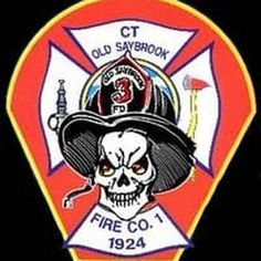 Hartford Tower Ladder 3 CT Fire Dept Patch North End Connecticut