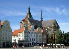 Rostock - New Market Place