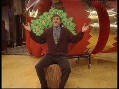 Festive Funnies: KNOWING ME, KNOWING YULE With ALAN PARTRIDGE | Warped Factor - Words in the Key of Geek.